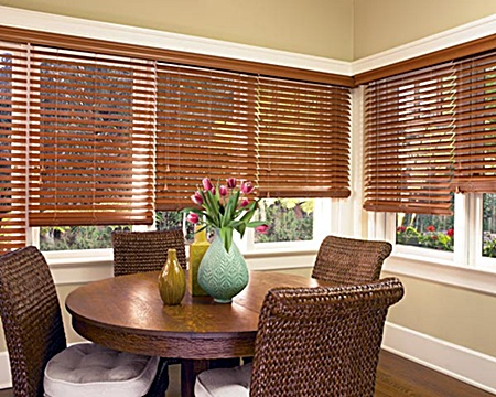 wooden-venetians--dining-room