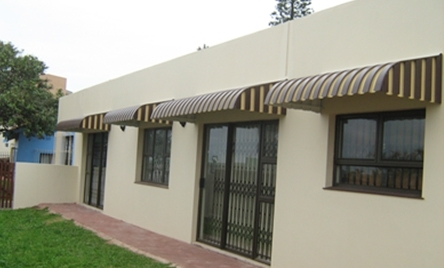 Flamingo Aluminium Awning MAIN DESCRIPTION Products